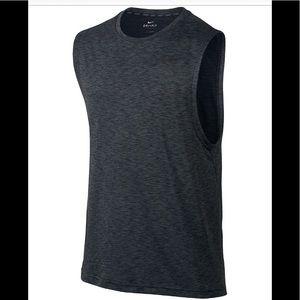 Nike Men's Breathe Muscle Tank